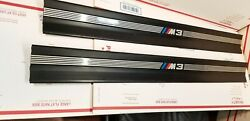 Bmw E36 M3 Door Sills Steps 325 328 323 318 Coupe Oem 95 96 97 98 99 Convertible