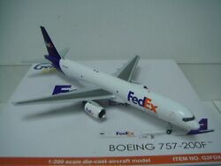 Gemini Jets 200 Federal Express Fedex B757-200f 1990s Color 1200 Diecast