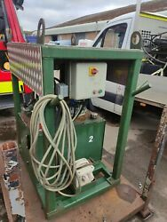 15kw Hydraulic Power Pack Portable Electric