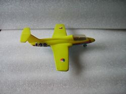 Vintage Delfin L29 Airplane Aircraft Plastic Toy, Czechoslovakia,for Spare Parts
