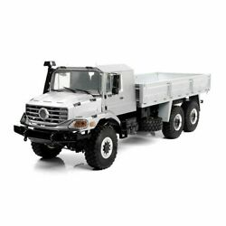 1/14 Rc Remote Control Off-road Climbing 66 Truck Tractor Trailer Military Rtr