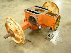 1962 Allis Chalmers D19 Tractor Rear End Transmission Assembly