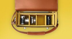 Leica By Schedoni Camera Bag Extremely Limited
