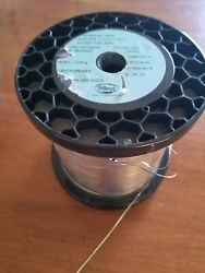 Tabbing Wire For Diy Solar Panels Spool Of 7780 Ft, 0.15mm X 1.5mm