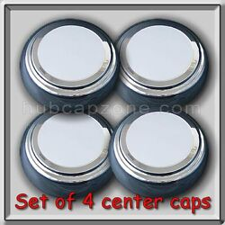 1993-1994 Ford Crown Victoria Center Caps Hubcaps Crown Vic Alloy Wheel Set 4