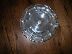 Gm 1959-1962 Corvette Wheelcover Hubcap Early Take Off 327 Fi