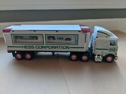 Rare 2006 Hess Toy Truck Nyse Brand New