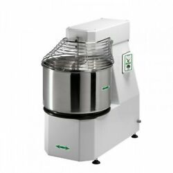 Spiral Mixer With Liftable Head And Removable Bowl 50cns And Accessories