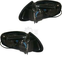 Exterior Mirror Set Mercedes S Class W220 03-06 Right And Left Set Tym
