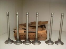 1948-49 Chevrolet Car And Truck Exhaust Valves