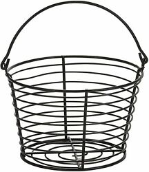 Little Giant Small Egg Basket Basket For Carrying And Collecting Chicken Eggs