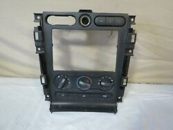 ✅ 05-09 Ford Mustang Center Dash Radio Climate Control Bezel Oem 4r33-19980-ag