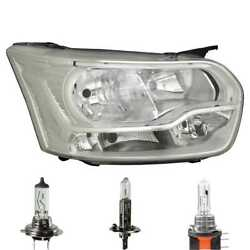 Headlight Left H7/h15/h1/led With Daytime Running For Ford Transit Bus Lamps