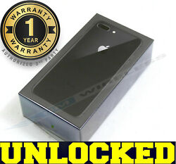 Apple Iphone 8 Plus - 64gb Space Gray Gsm Unlocked Atandt │ T-mobile ❖sealed❖w