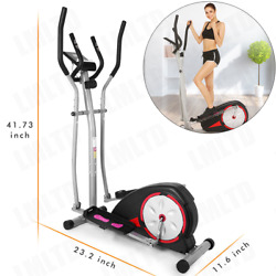 Elliptical Machine Trainer Compact Life Fitness Exercise Equipment Magnetic Cont