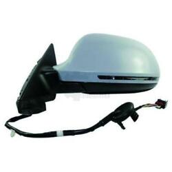 Exterior Mirror Left For Audi A3 8p Year 08-10 Electric 10-pin Heated