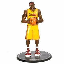Upper Deck Nba Series 1 All-star Vinyl Figure Lebron James With Card Cleveland