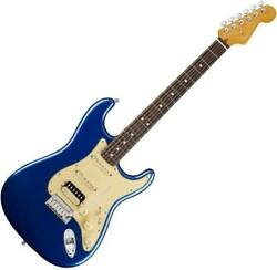 Electric Guitar Fender Ultra Hss Strat Cobra Blue And 24 Months 0 Apr T Andcs Apply