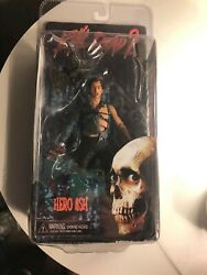 Hero Ash Evil Dead 2 NECA Figure New Vs Army Darkness Bruce Campbell