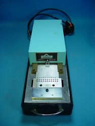 Hepco 3000-2 Manual Lead Forming And Cutting Machine W / 3602-1-1