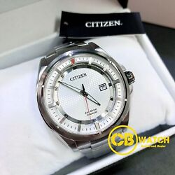 Citizen Eco-drive Super Titanium Stainless Steel Menand039s Watch Aw1401-50a