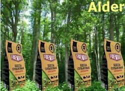 800gr. Wood Chips For Smoking Bbq Fish Meat Poultry Wood Chips Of Alder Premium