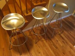 3 Vintage Jamaica Counter Stools By Pepe Cortes For Amat  Local Pickup Only