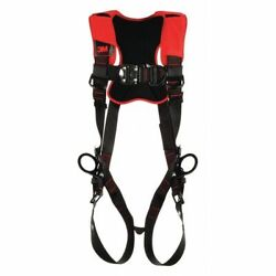 3m Protecta 1161440 Vest-style Positioning/climbing Harness, Vest Style, M/l,