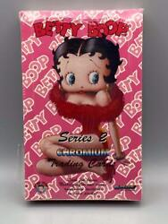 Betty Boop Series 2 Chromium Trading Cards- Factory Sealed.