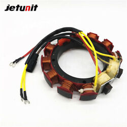 35amp Outboard Stator For Johnson Evinrude 1988-1999120130and140hp4cyl 583561