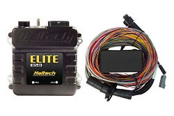 Haltech Elite 950 + Premium Universal Wire-in Harness Kit Length 2.5m 8and039