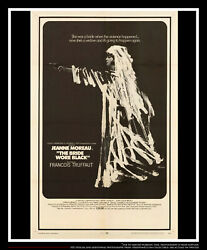 The Bride Wore Black A 27x40 Us One Sheet Vintage Movie Poster Original 1968