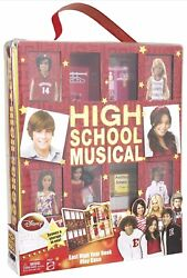 New High School Musical East High Yearbook Playset With Gabriella Doll Included