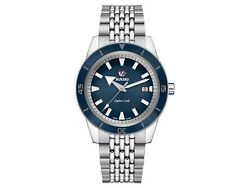 [authorized Dealer] Rado Captain Cook Automatic Stainless Steel R32505208