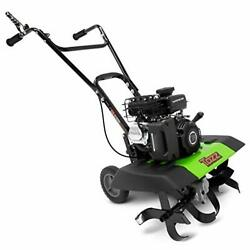 Tazz 35310 2-in-1 Front Tine Tiller/cultivator, 79cc 4-cycle Viper Engine, Gear