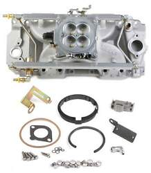 Big Block Chevy Multiport Power Pack For Std Deck Peanut Oval Port Heads 550-703