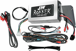 J And M Rokker Xxrp 4 Channel Amp Jamp-800hr11-ulp