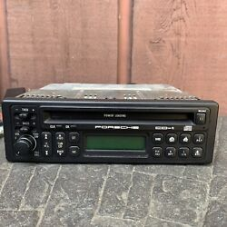 Porsche Cd-1 Cd1 Compact Disc Cd Player Stereo 911 928 944 - Tested And Working