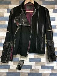 Diamond Dogs Riders Jacket Made In Usa Rare Items Worn By Famous Entertainers