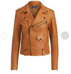 Riders Jacket Leather Jean