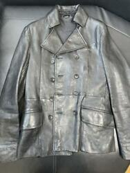 Leather Jacket Made In Italy Cowhide
