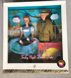 1950's Friday Night Dream Date Barbie And Ken Doll 2006 Reproduction, New