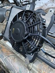 Yamaha Grizzly 550/700 Cooling Fan With Shroud