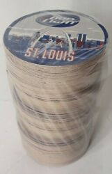 2013 Lot Of 100 Miller Lite This Is Our Time Factory Sealed Beer Coasters Bar