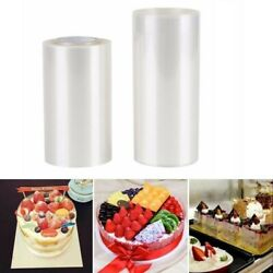Acetate Film For Cake Collar Mousse Surrounding Edge Kitchen Cake Chocolate Cand