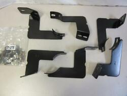 Mounting Kit Brackets And Hardware For Westin 21-2770, 21-2775 Step Bars