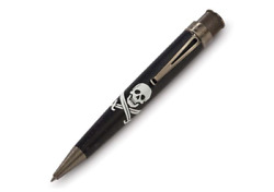 Retro 51 Big Shot Calico Jack Pirate Skull Rollerball / Pen - Numbered Edition