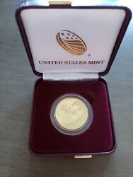 End Of World War Ii 75th Anniversary Gold Medal Coin Only 7500 Minted Super Rare