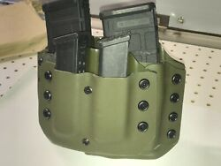 Fits A Glock 48/43x/pmags Combination Rifle And Handgun Pouch