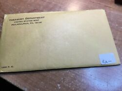 1964 Us Mint Silver Proof Set Sealed Envelop And Coins--020221-0006